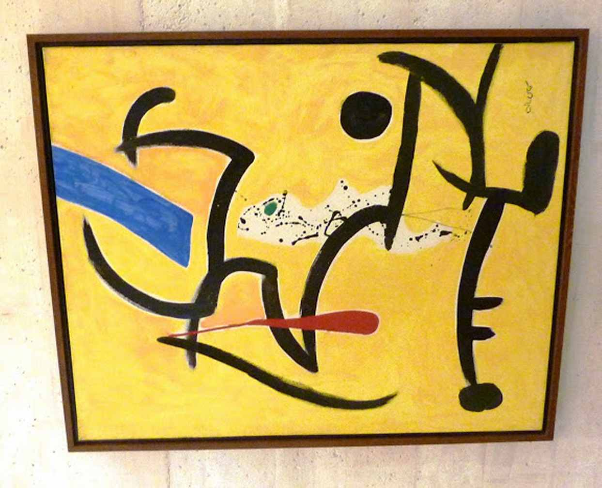 Miró museum.<br>Palma de Mallorca