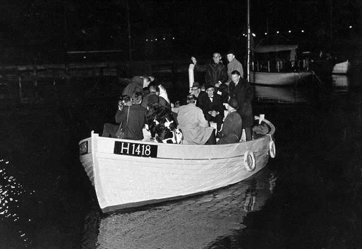 Aktionen mod jøderne 1. oktober 1943