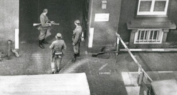 Dines Bogø - Dansk Politi taget 19. september 1944