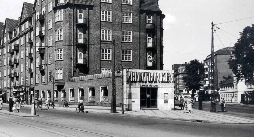 Privatbanken, Amagerbrogade 26