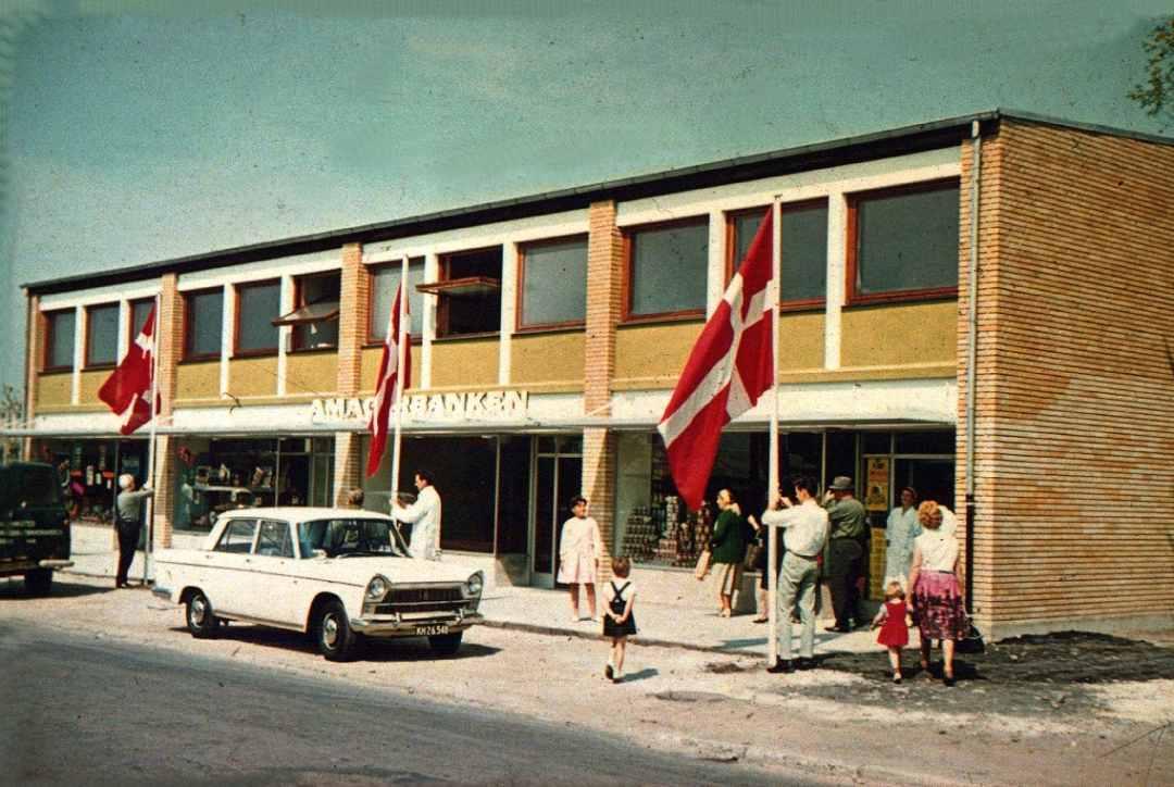Dines Bogø - Krudttårnsvej 8 - Amagerbanken