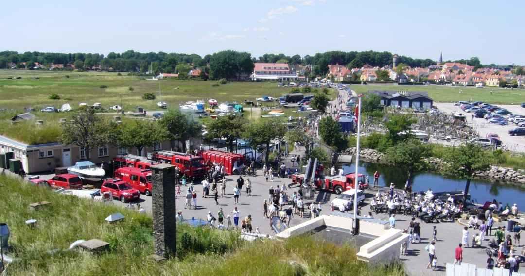 Navy Day, Dragør Fort - Dines Bogø
