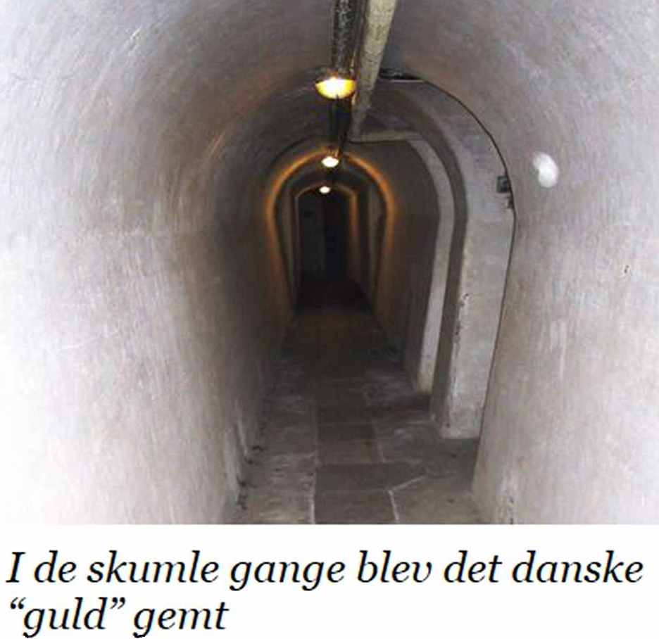 Dragør Fort - Fort Knox