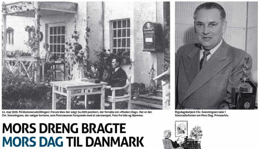 Mors Dag - Dines Bogø