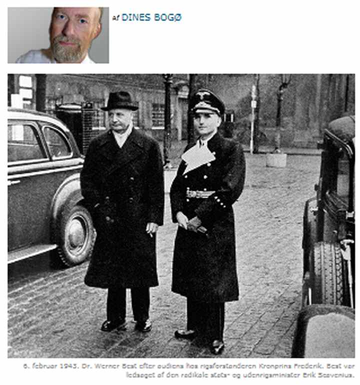 Den korte Avis - Dr. Werner Best