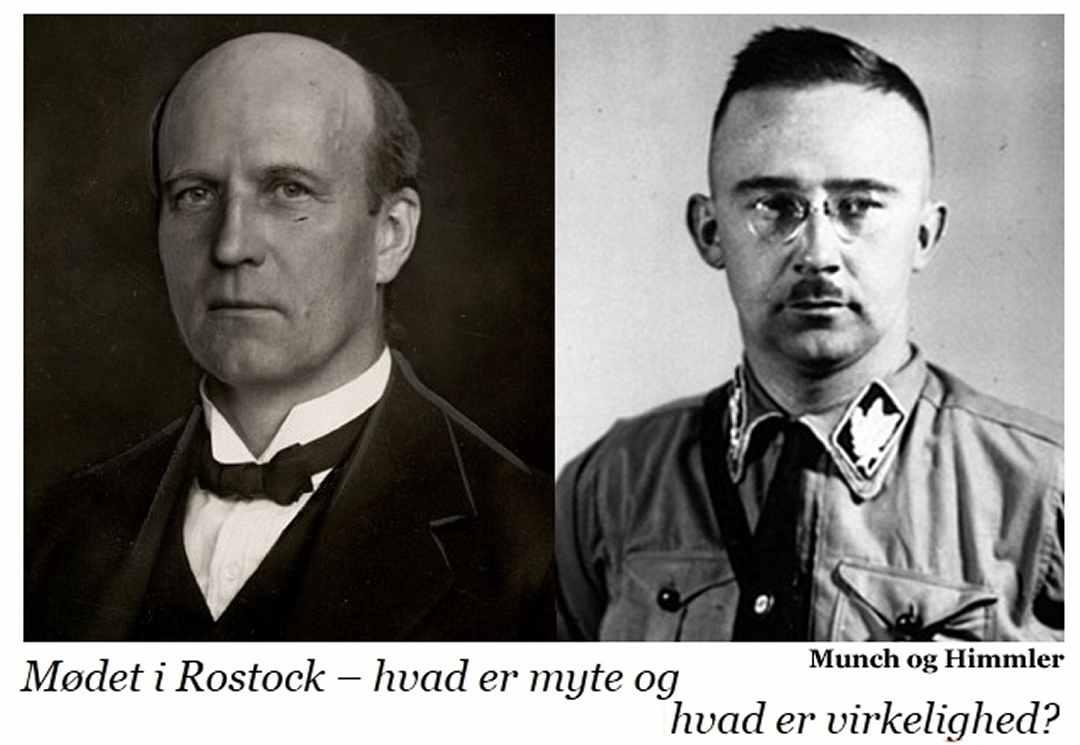 Rostock Myten - Dines Bogø