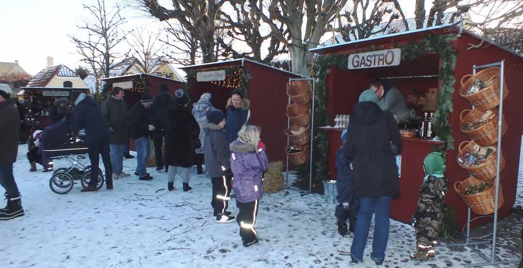 DR´s Julekalender 2014 optages bl.a. på Badstuevælen i Dragør
