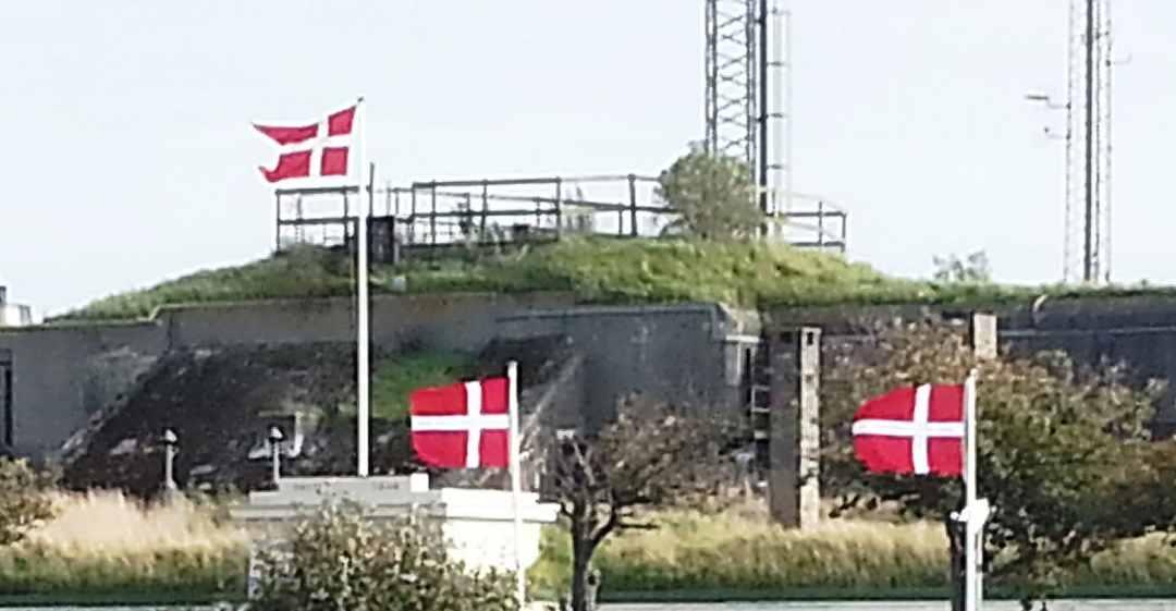 Dines Bogø - Dragør Fort - Dragør Revy