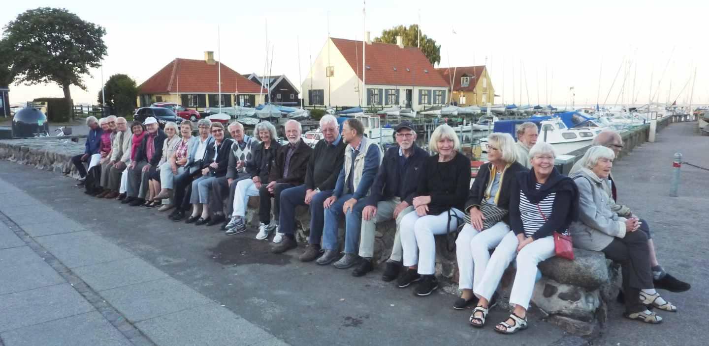 Byvandring i Dragør - Dines Bogø