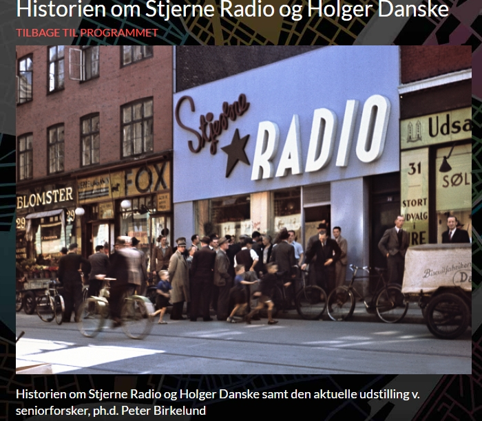 Stjerne Radio - Istedgade 31