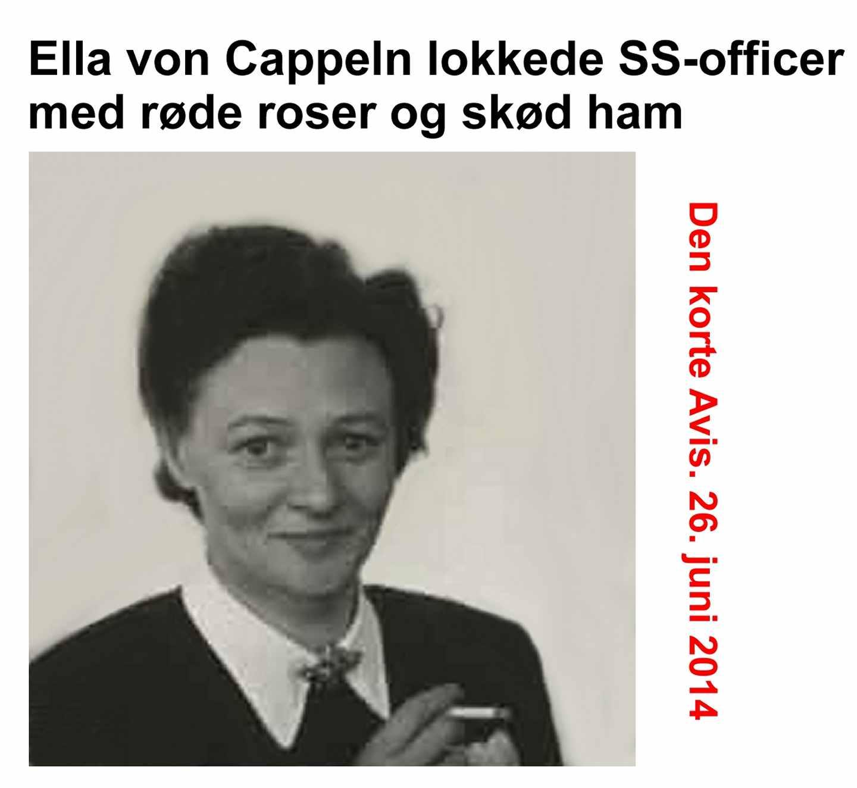 Ella von Cappeln - Dines Bogø