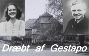 Foredrag af Dines Bogø - Dræbt af Gestapo