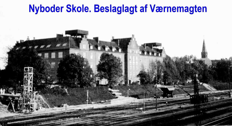 Foredrag af Dines Bogø - Tysk beslaglagte bygninger i København